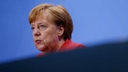 Merkel kündigt eigene Vorschläge für Corona-Schalte an