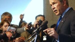 Revolte gegen Bushs Anti-Terror-Pläne