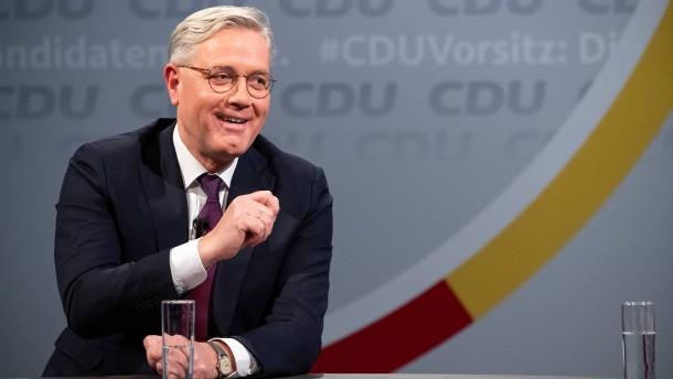 Röttgen sieht CDU-Vorsitzenden als Kanzlerkandidaten