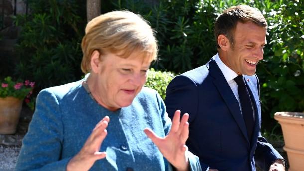 Was wird aus der deutschen Führung in Europa, Professor Hellmann?