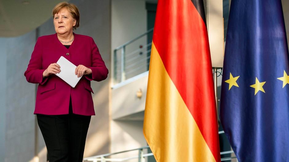 Angela Merkel steht vor Deutschlands schwierigster EU-Ratspräsidentschaft