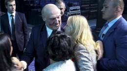 Warum Lukaschenka ein Frauenproblem hat