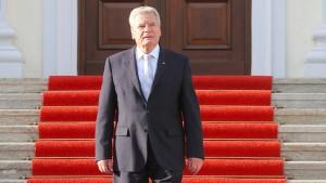 Gauck äußert Bedenken gegen Ramelows Wahl