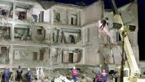 50 Tote nach Anschlag auf russisches Lazarett