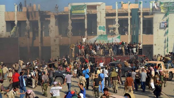 Gaddafi: Ich kämpfe bis zum Sieg oder zum Tod
