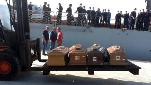 Mehr als 800 Flüchtlinge im Mittelmeer aufgegriffen