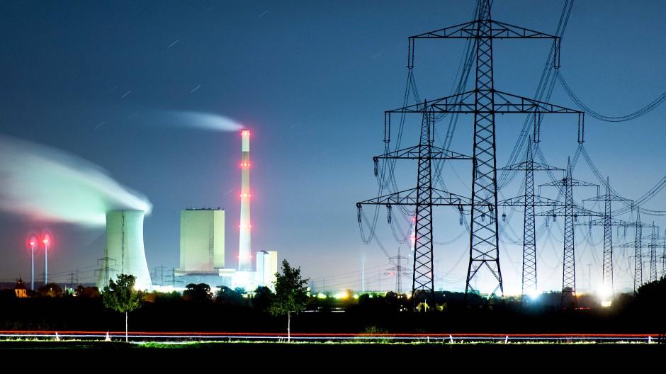 Kohlekraftwerk Mehrum in Hohenhameln (Niedersachsen)