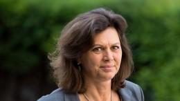 """Aigner findet derzeitiges Bild ihrer Partei """"katastrophal"""""""