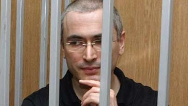 Urteilsspruch gegen Chodorkowskij verschoben