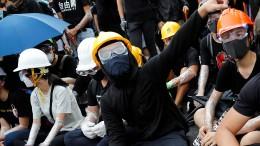 Proteste erreichen das Umland von Hongkong