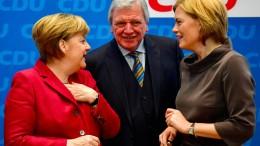 Union erhöht Druck auf SPD