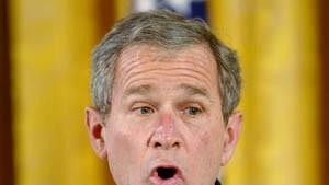 Bushs Taktik