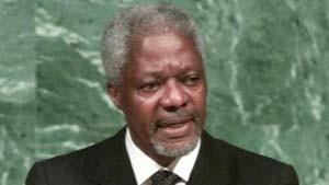 Annan bleibt Generalsekretär