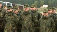 Reservisten - Lückenbüßer für die Bundeswehr?