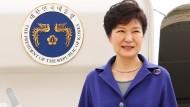 Präsidentin Park will die Entwicklung abwarten.