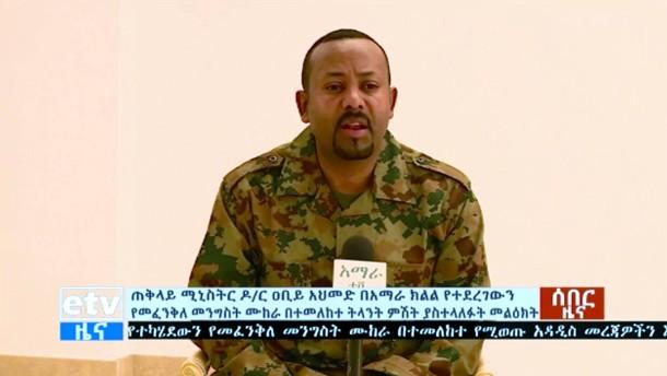Äthiopischer Armee-Chef getötet