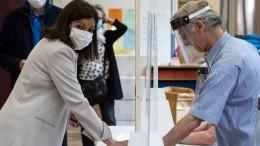 Pariser Bürgermeisterin will harten Lockdown