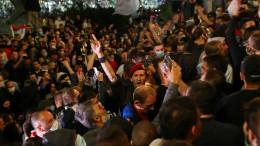 Die Regierung in Belgrad hat sich verkalkuliert