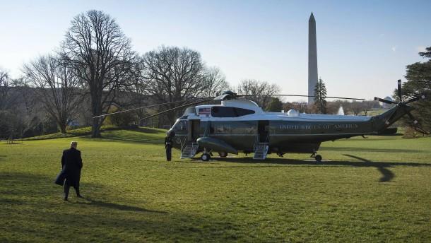 Tillerson stürzt ins Drecksloch