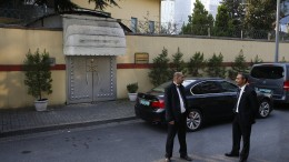 Türkische Polizei befragt Konsulatsmitarbeiter