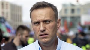 """Russland stuft Nawalnyj-Stiftung als """"Agenten des Auslands"""" ein"""
