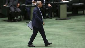 Parlament schasst Rohanis Arbeitsminister