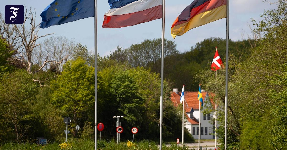 Dänemark Grenzöffnung