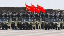 Chinas gut versteckte Wehrausgaben
