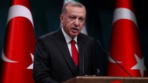 Erdogan weist Boltons Forderung zurück