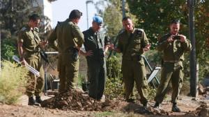 Israel feuert Warnschüsse in Richtung Syrien ab