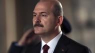 Bittet um Geduld: der türkische Innenminister Süleyman Soylu