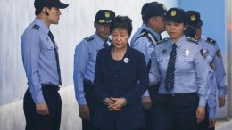 Südkoreas frühere Präsidentin zu weiteren acht Jahren Haft verurteilt
