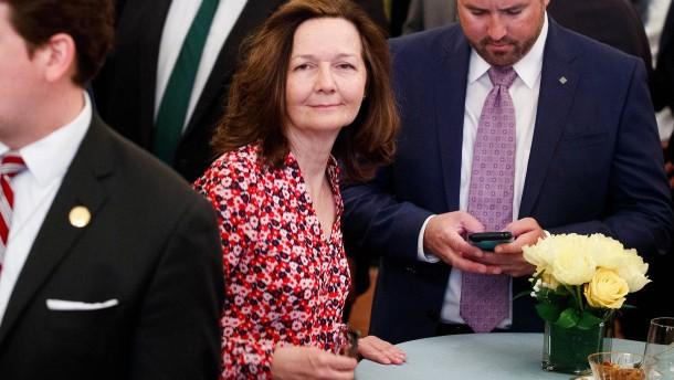 Kandidatin für CIA-Spitze wollte sich offenbar zurückziehen