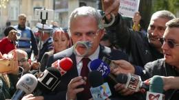Rumäne Dragnea soll dreieinhalb Jahre in Haft