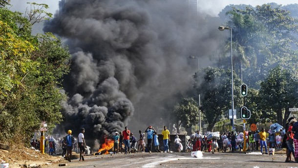 Woher kommt die Wut in Südafrika?