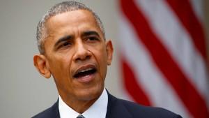 Obama kündigt Unterstützung für Demokraten an