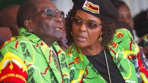 Regierungspartei sichert Mugabe Straffreiheit zu