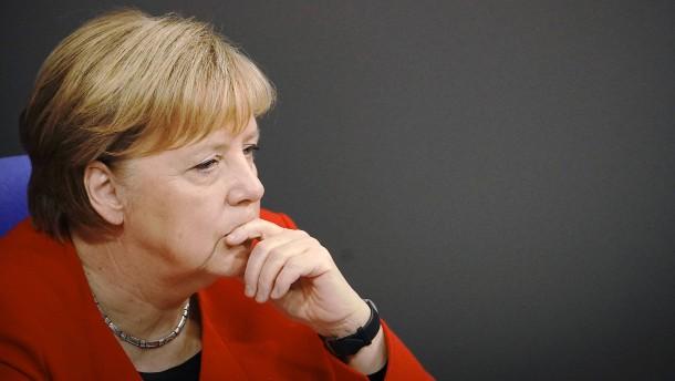 Merkel und die Grenzen des Wachstums
