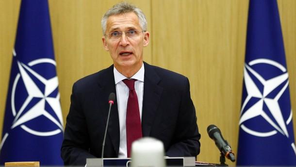 Stoltenberg für globalere Ausrichtung der Nato