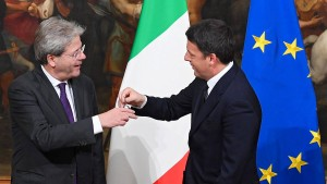 Der Sündenbock Italiens