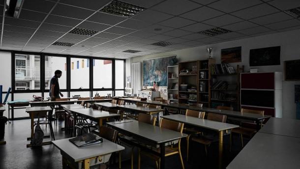 Geimpfte Schüler dürfen im Unterricht  bleiben