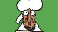 Internet-Sperre für Charlie-Hebdo-Titel in der Türkei