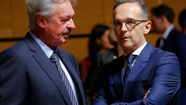 EU-Außenminister fordern unabhängige Untersuchung