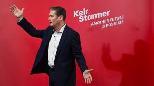 Labour wird moderat