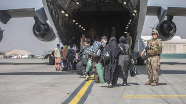 Verteidigungsministerium: Nahezu alle deutschen Staatsbürger ausgeflogen