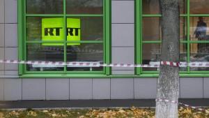 Duma stimmt Gesetz gegen ausländische Medien zu
