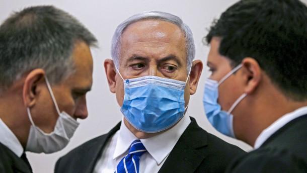 Netanjahu wehrt sich gegen Anschuldigungen