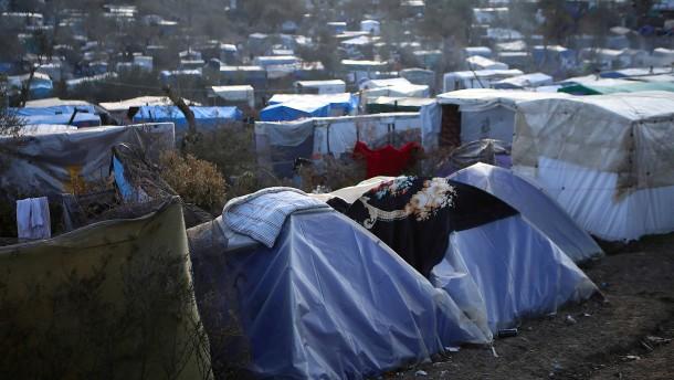 London nimmt Minderjährige aus griechischen Lagern auf