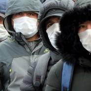 Migranten wollen im April in St. Petersburg ihre Aufenthaltsgenehmigung erneuern.