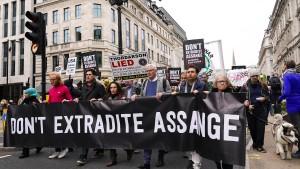 Wie selbstmordgefährdet ist Wikileaks-Gründer Assange?
